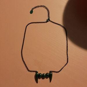 Jewelry - Vampire Teeth Necklace